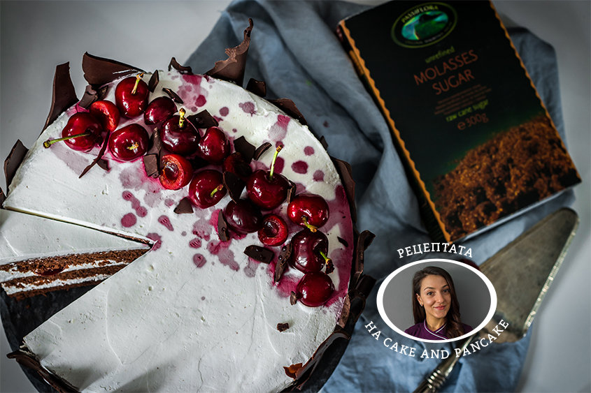 "Торта ""Black Forest""/ Black Forest Cake от Cake and pancake"